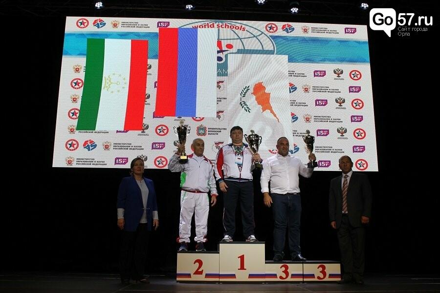 Золото Чемпионата мира среди школьников - 2018 осталось в России, фото-40