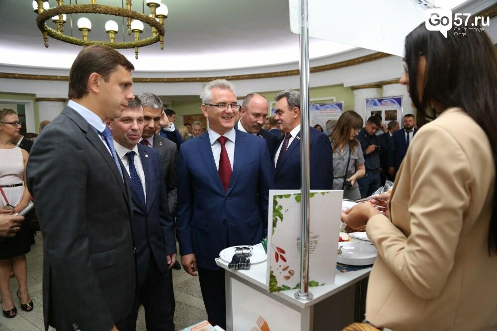 Пензенские сельхозпроизводители представили продукцию на орловской выставке, фото-1