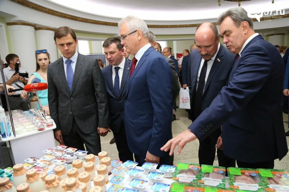 Пензенские сельхозпроизводители представили продукцию на орловской выставке, фото-8