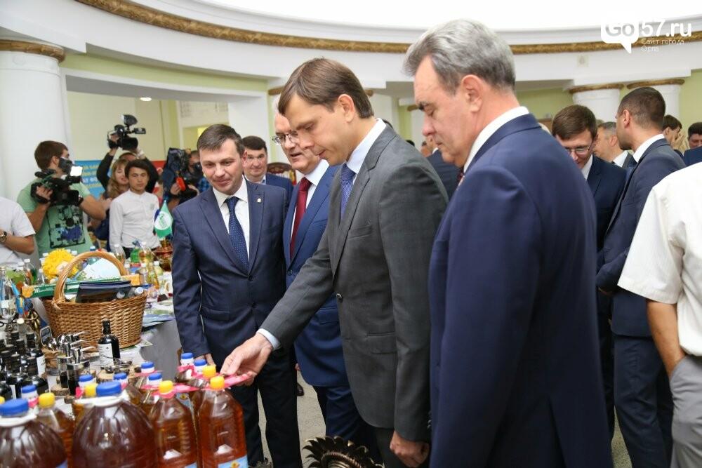 Пензенские сельхозпроизводители представили продукцию на орловской выставке, фото-10