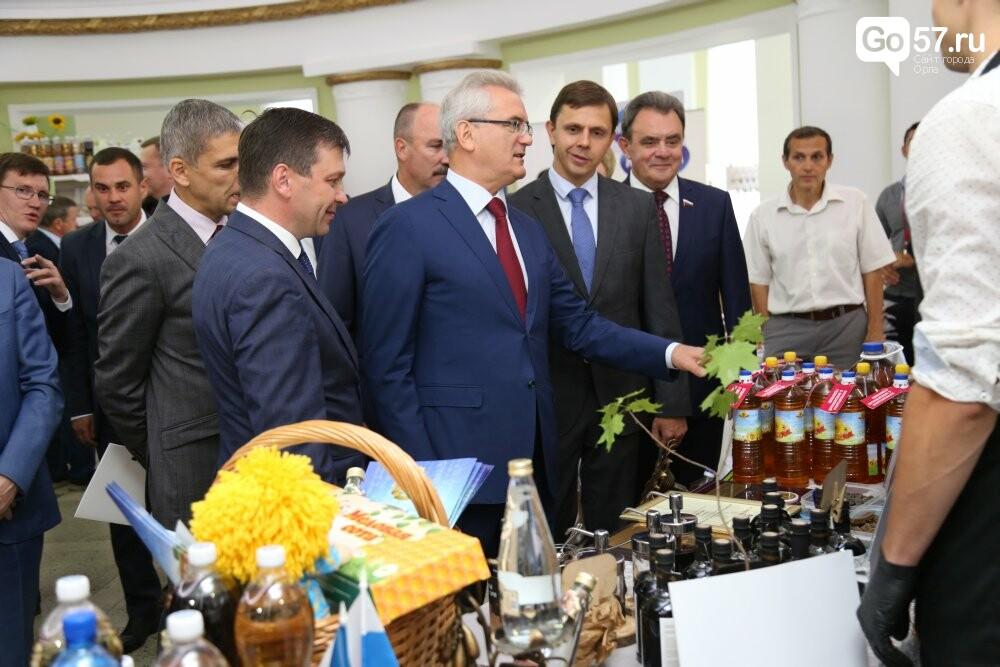 Пензенские сельхозпроизводители представили продукцию на орловской выставке, фото-11