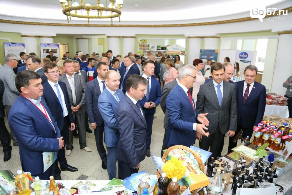 Пензенские сельхозпроизводители представили продукцию на орловской выставке, фото-21