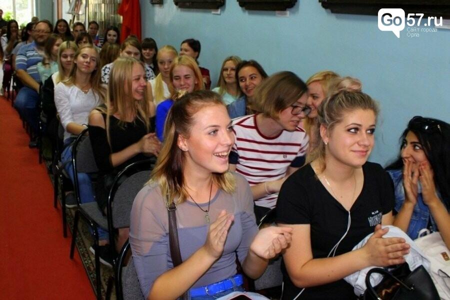 Орловские студенты побывали в роли губернатора, фото-10