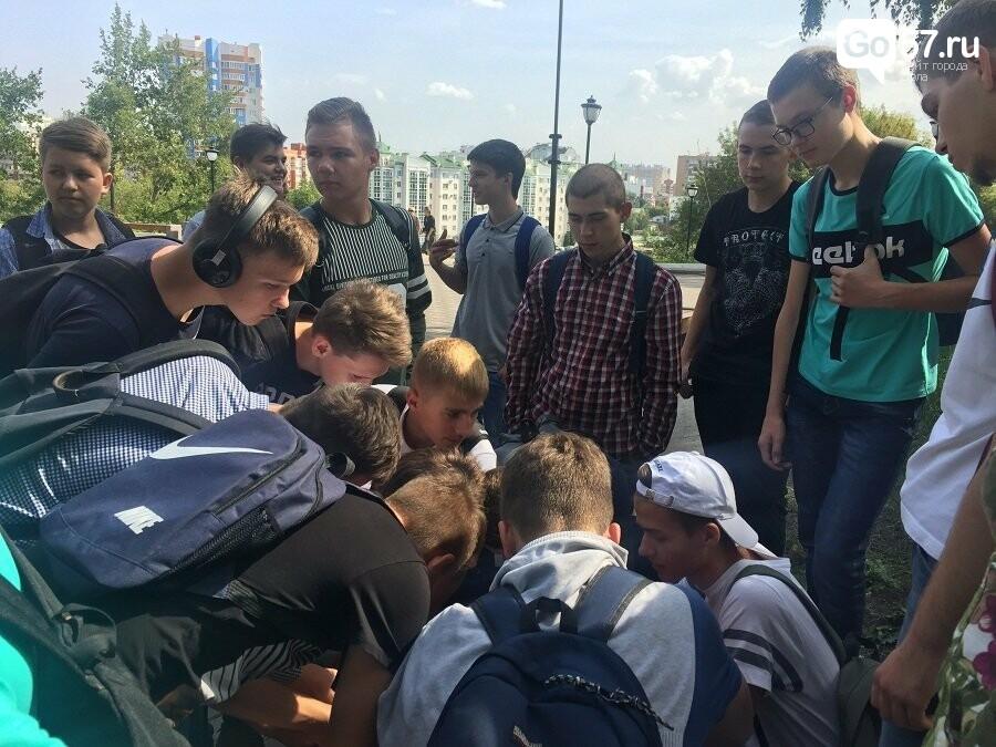 Орловские школьники прошли квест на знание биографии Ивана Тургенева, - ФОТО, фото-4