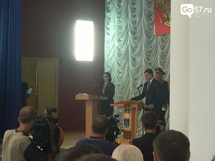 Геннадий Зюганов приехал поздравить нового губернатора Орловской области, фото-2