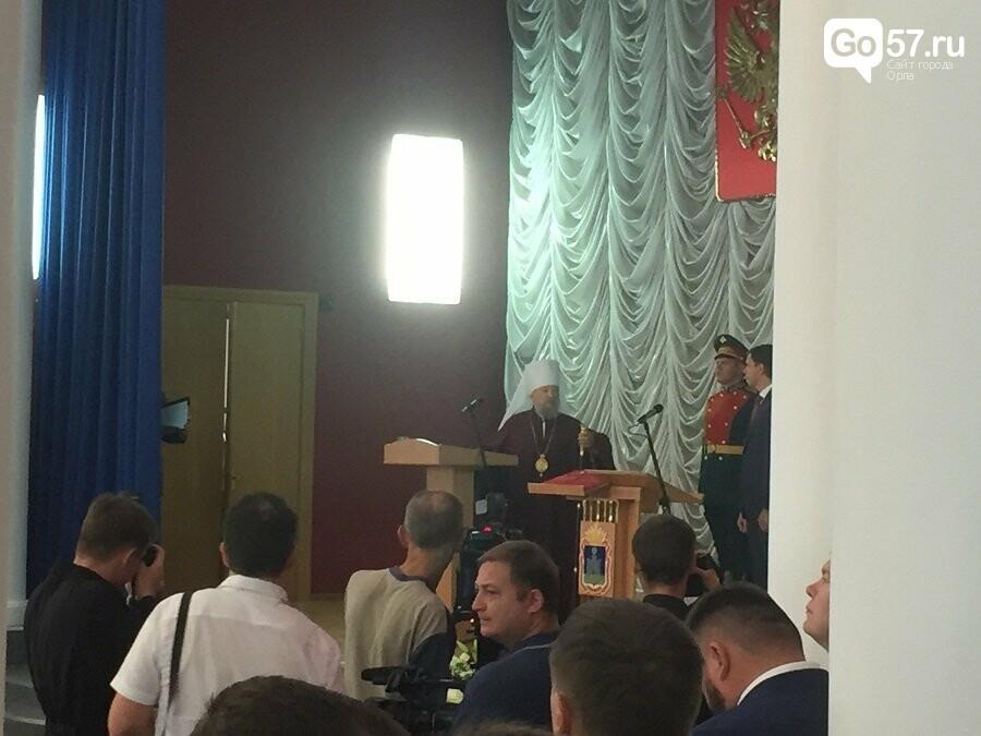 Геннадий Зюганов приехал поздравить нового губернатора Орловской области, фото-1