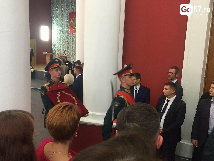 Геннадий Зюганов приехал поздравить нового губернатора Орловской области, фото-4
