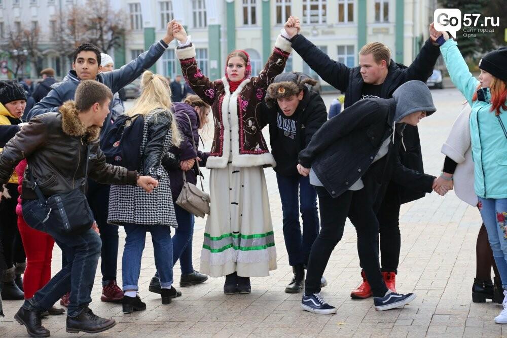 """Почти 800 орловцев закружились во вчерашнем """"Хороводе Единства"""", фото-8"""