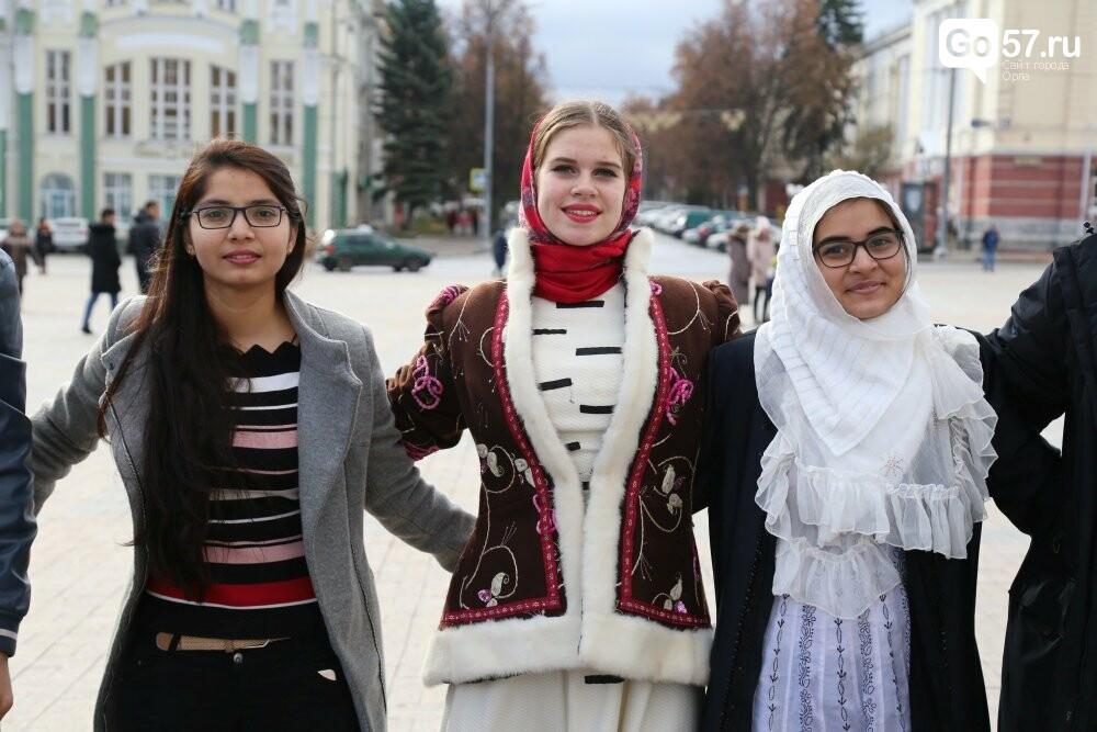 """Почти 800 орловцев закружились во вчерашнем """"Хороводе Единства"""", фото-6"""