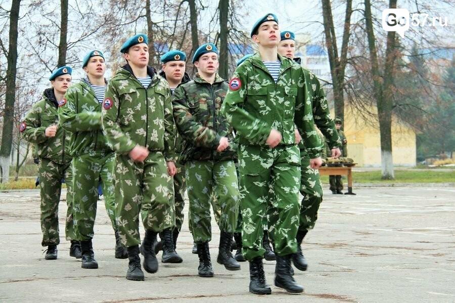 """Орловские юноши доказали: """"В армии служить почетно!"""", фото-9"""