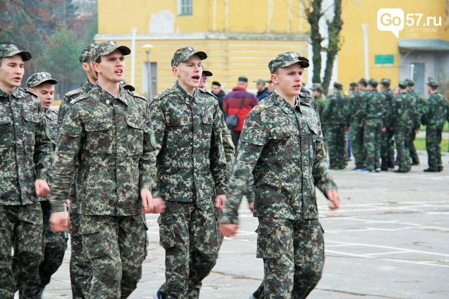 """Орловские юноши доказали: """"В армии служить почетно!"""", фото-8"""