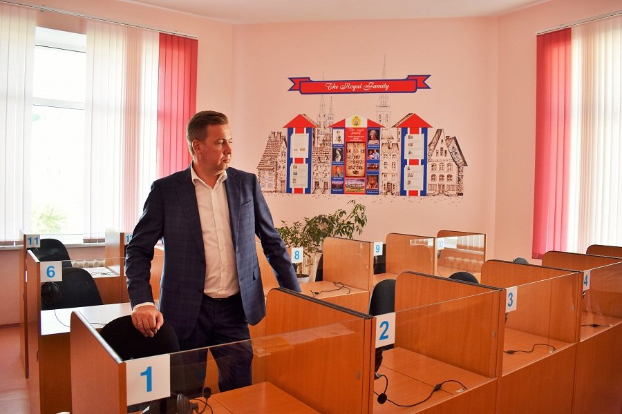 Александр Муромский проверил подготовку школы и садика к новому учебному году, фото-5