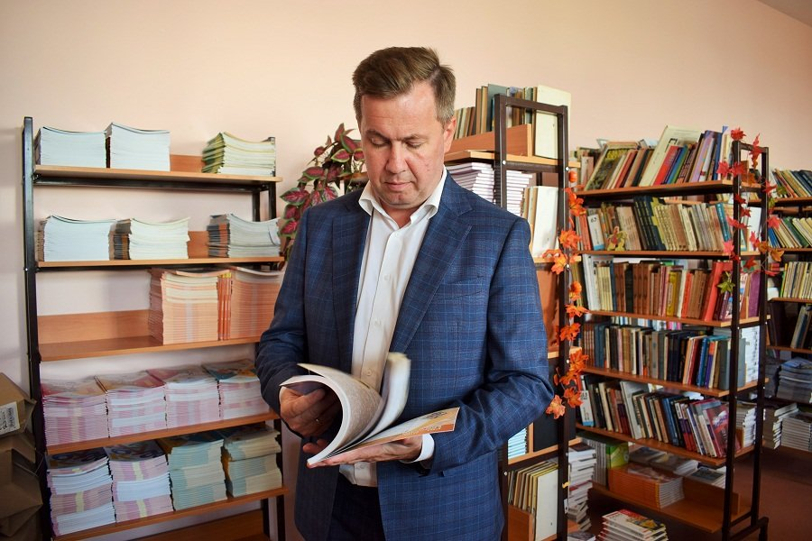 Александр Муромский проверил подготовку школы и садика к новому учебному году, фото-7
