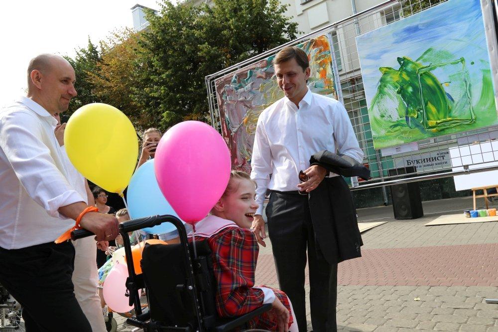 Жители и гости Орла смогли увидеть необычную детскую выставку, фото-10