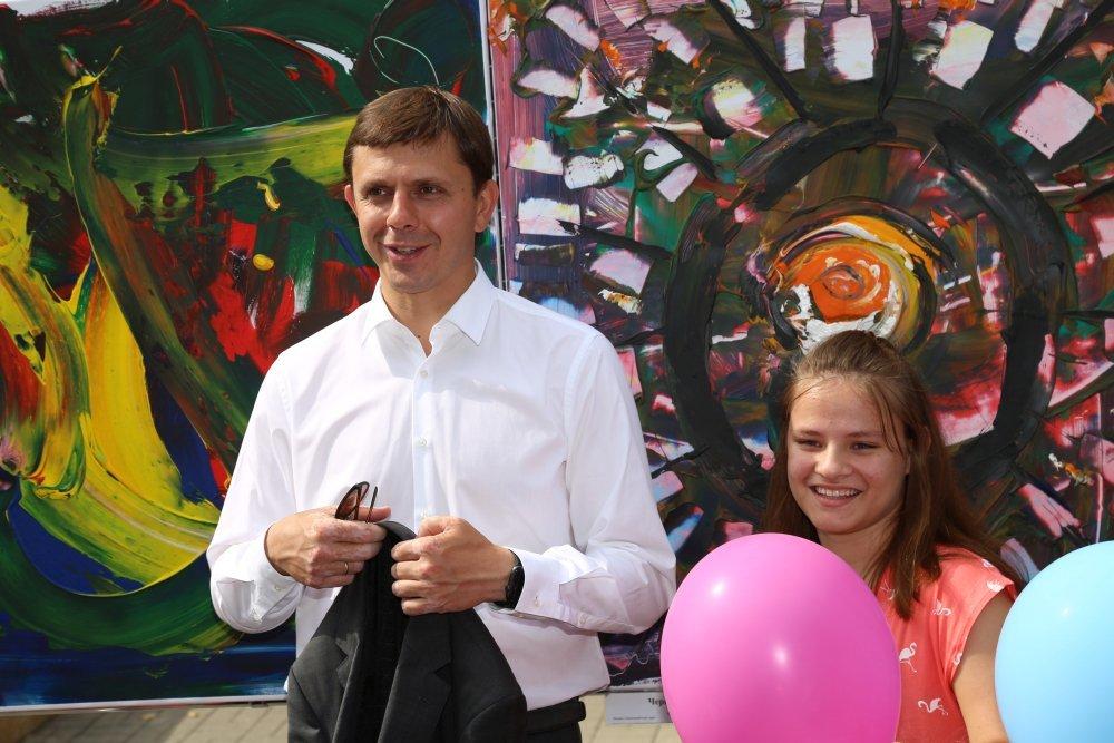 Жители и гости Орла смогли увидеть необычную детскую выставку, фото-11