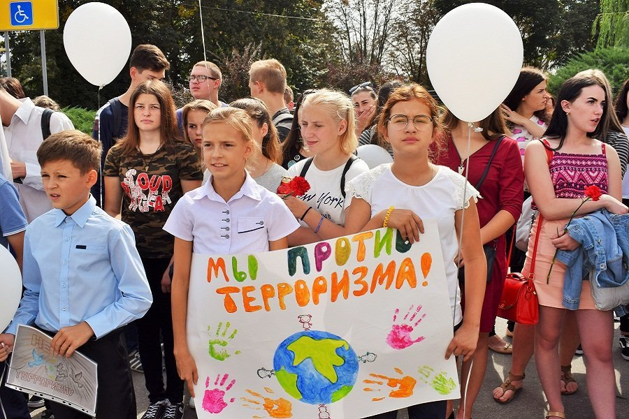 """В Орле прошла акция """"Мир во всем мире"""", фото-3"""