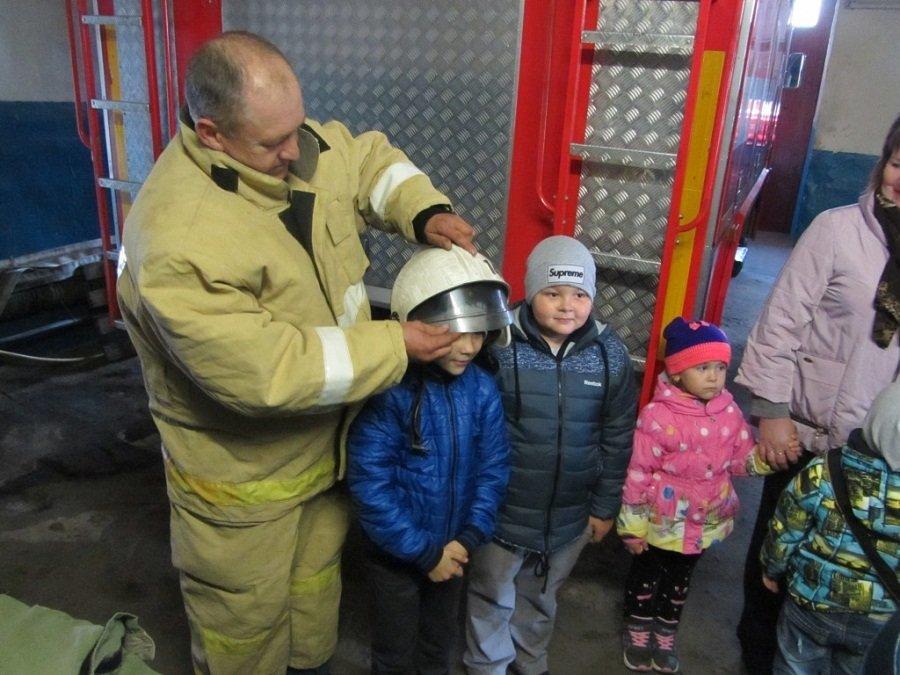 Юных орловцев познакомили с работой спасателей , фото-2
