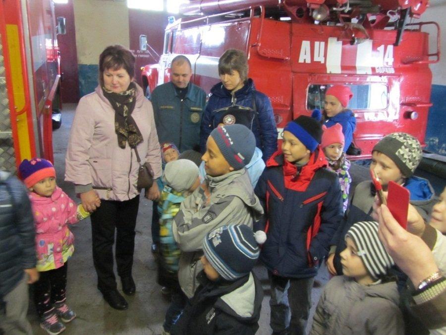 Юных орловцев познакомили с работой спасателей , фото-4