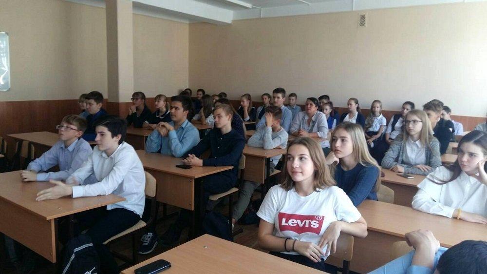 Школьникам города Орла напомнили о вреде наркотиков, фото-2